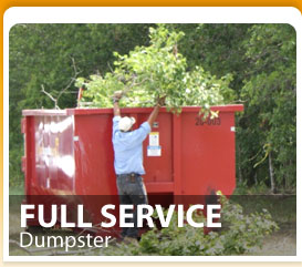 dumpster rental in Pearland texas